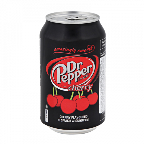 dr Peppers cherry